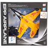 4 Channel Eagle Radio Control Airplane