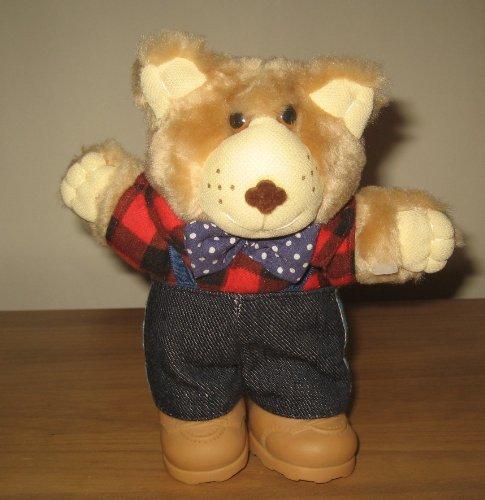 Furskins Bear Plush Animal - 1