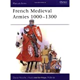 "French Medieval Armies 1000-1300 (Men-at-Arms)von ""David Nicolle"""