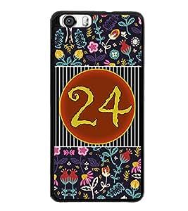 PrintVisa Metal Printed Numeric Designer Back Case Cover for Huawei Honor 6-D4775