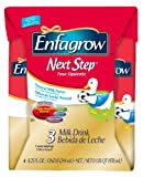 Enfagrow Next Step Ready To Drink, Natural Milk, 24 Count