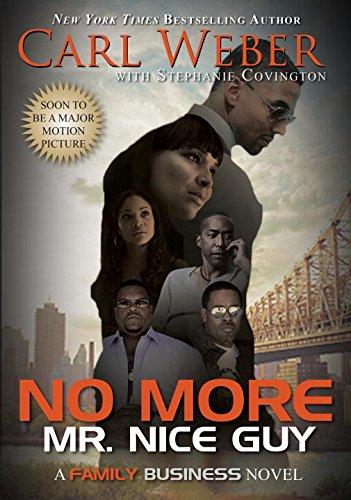 No More Mr. Nice Guy: A Family Business Novel (Family Business Novels)