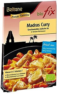 Beltane Bio biofix Madras Curry (1 x 20.40 gr) von Beltane Naturkost GmbH - Gewürze Shop
