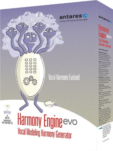 Antares Audio Harmony Engine Evo Audio Plug-in