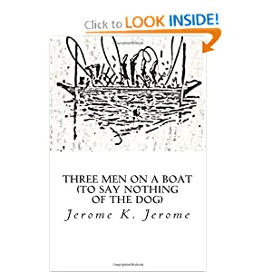 Three men on a boat: (to say nothing of the dog) e-book