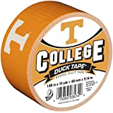 Duck Brand 240277 University of Tennessee College Logo Duct Tape, 1.88-Inch by 10 Yards, Single Roll