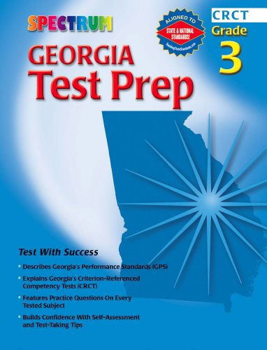 Free Test Preparation Software Spectrum Georgia Test Prep