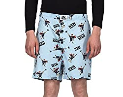 Nuteez Sweeperman Boxers For Men