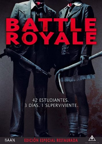 Battle Royale (Import Dvd) (2014) Beat Takeshi (Takeshi Kitano); Aki Maeda; Ta...