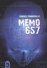 Memo 657 par Robberecht