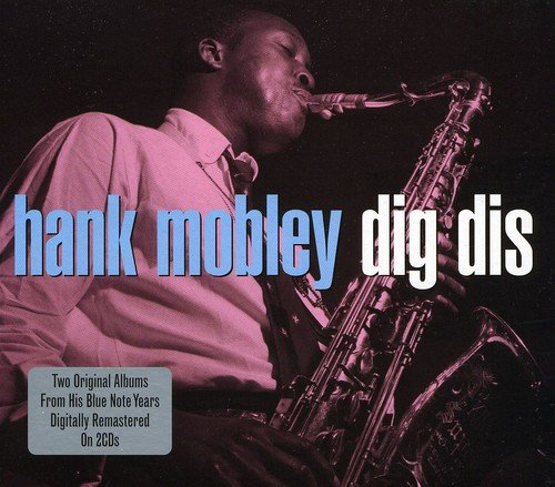 CD : Hank Mobley - Dig Dis (United Kingdom - Import, 2 Disc)