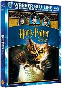 Harry potter à l'école des sorciers - Edition spéciale [Blu-ray]