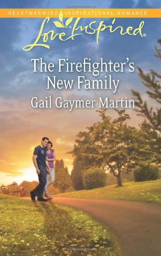 Image of The Firefighter's New Family (Love Inspired)