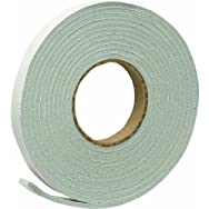 Thermwell Products Co. V449HDI PVC Closed Cell Vinyl Foam Weatherstrip Tape