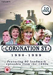 Coronation Street - The Best of 1990-1999 [ITV] - [Network] - [DVD]