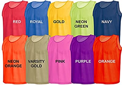 American Challenge Soccer Sports Scrimmage Vest Jersey