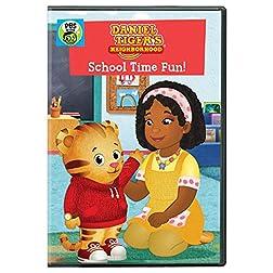 Daniel Tiger's Neighborhood: School Time Fun DVD