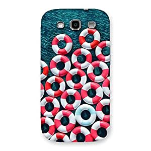 Saving Sea Back Case Cover for Galaxy S3