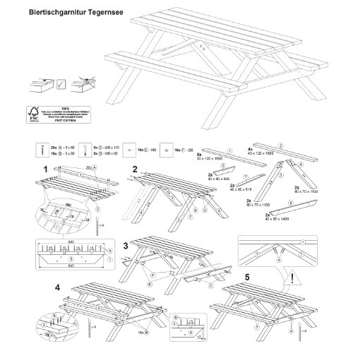 picknicktisch selber bauen 28 images picknicktisch klapp m 246 bel selbst de. Black Bedroom Furniture Sets. Home Design Ideas