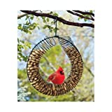 Peanut Wreath Feeder