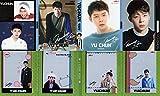 JYJ ユチョン 【メモ帳 80枚セット】 折りたたみ式