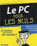echange, troc Dan Gookin - Le PC pour les nuls