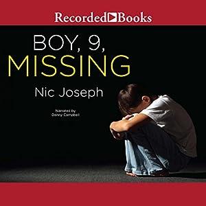 Boy, 9, Missing Audiobook