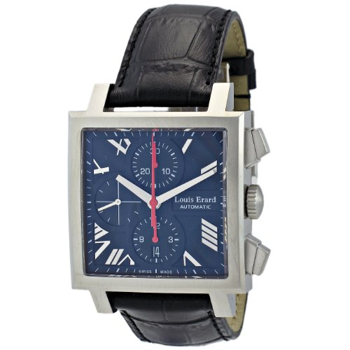 Louis Erard Men's 77504AS02.BDC33 Chronograph Watch
