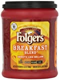 Folger's Breakfast Blend Coffee (pack of 1)