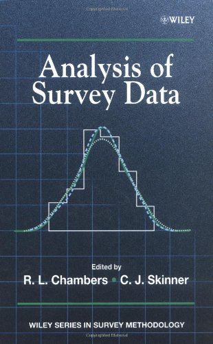 Analysis of Survey Data (Wiley Series in Survey Methodology)