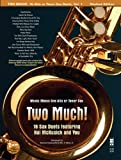 img - for Music Minus One Alto Sax or Tenor Sax: Two Much! 16 Sax Duets book / textbook / text book