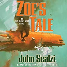Zoe's Tale Audiobook by John Scalzi