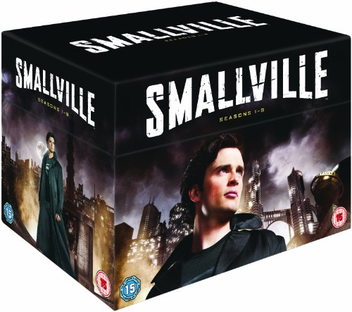 Smallville Season 1 – 9 [DVD]