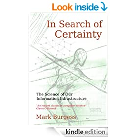 In Search of Certainty - The Science of Our Information Infrastructure