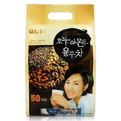 【NEW】ダムト クルミ・ハトムギ茶( 18g*50包 )900g 【お得商品】【韓国食品・お茶】をamazonで見る