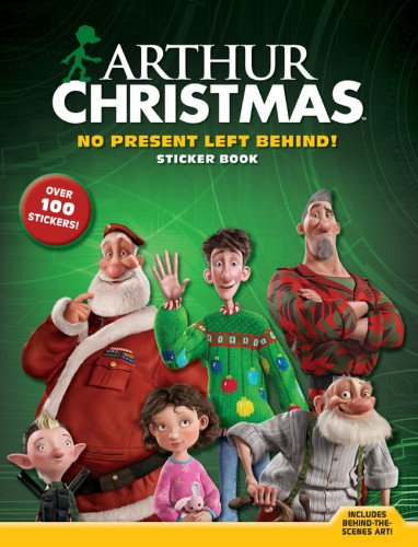 Arthur Christmas: No Present Left Behind!