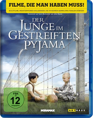 Der Junge im gestreiften Pyjama [Blu-ray]