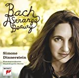 Simone Dinnerstein - Bach A Strange Beauty [Japan CD] SICC-1443