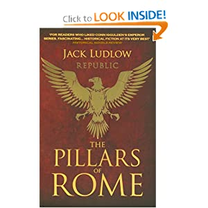 The Pillars of Rome - Jack Ludlow