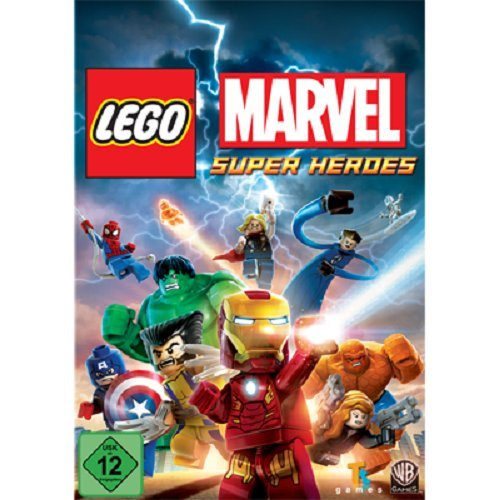 Lego Marvel Super Heroes [Online Code] Picture