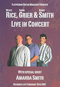 Rice, Grier & Smith Live in Concert