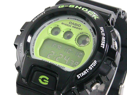 Casio CASIO G shock g-shock crazy colors watch DW 6900CS-1 [parallel import goods]