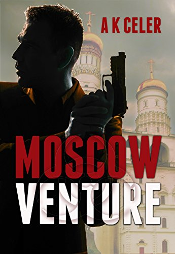 Moscow Venture by A. K. Celer ebook deal