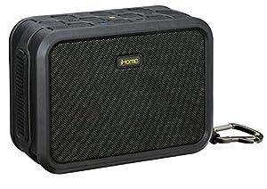 Amazon.com: iHome IBN6BEX Rugged Portable Waterproof
