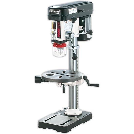 Shop Fox W1668 Drill Press Review