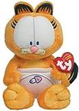 Ty Beanie Baby Garfield