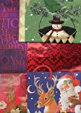 10 Christmas Gift Bags (Recycled or New)