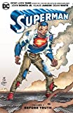 img - for Superman Vol. 1: Before Truth book / textbook / text book