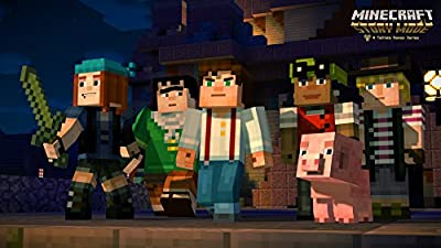 Minecraft: Story Mode - Season Disc - PlayStation 4 by Telltale Games