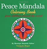 img - for Peace Mandala Coloring Book book / textbook / text book